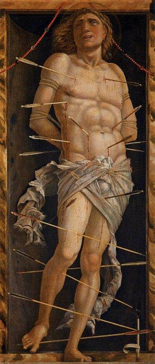 Andrea Mantegna Renaissance Trompe L Oeil Style Painter