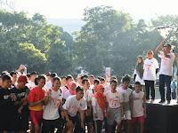 Pemilu Run 5K Di Sleman Diikuti Ratusan Peserta