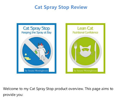 Cat spray stop review, catspraystop review, cat spray stop