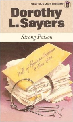 strong poison essay Strong poison is the sixth book in the lord peter wimsey mysteries, but you may enjoy the series by reading the books in any order this ebook features an illustrated biography of dorothy l sayers including rare images from the marion e.