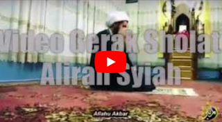 BEDA BANGET! Inilah Video Gerakan & Bacaan Shalat Syiah, TONTON SEBELUM DIHAPUS!