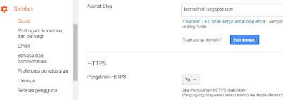 Belajar Blogspot Mulai Awal Terlengkap