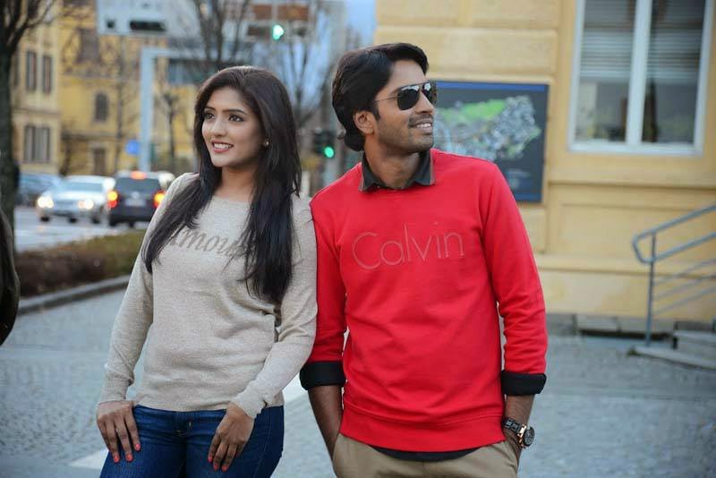 Allari Naresh-Bandipotu Latest Photos, Eesha & Allari Naresh Hot HD Wallpapers from Bandipotu Movie