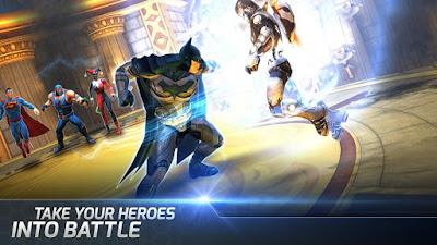 DC Comics Legends Mod Apk Terbaru