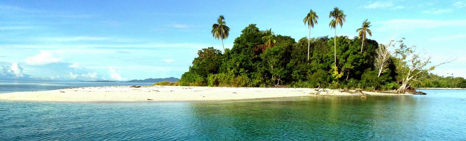 Guraici nama pulau kecil itu ... | A New Beginning