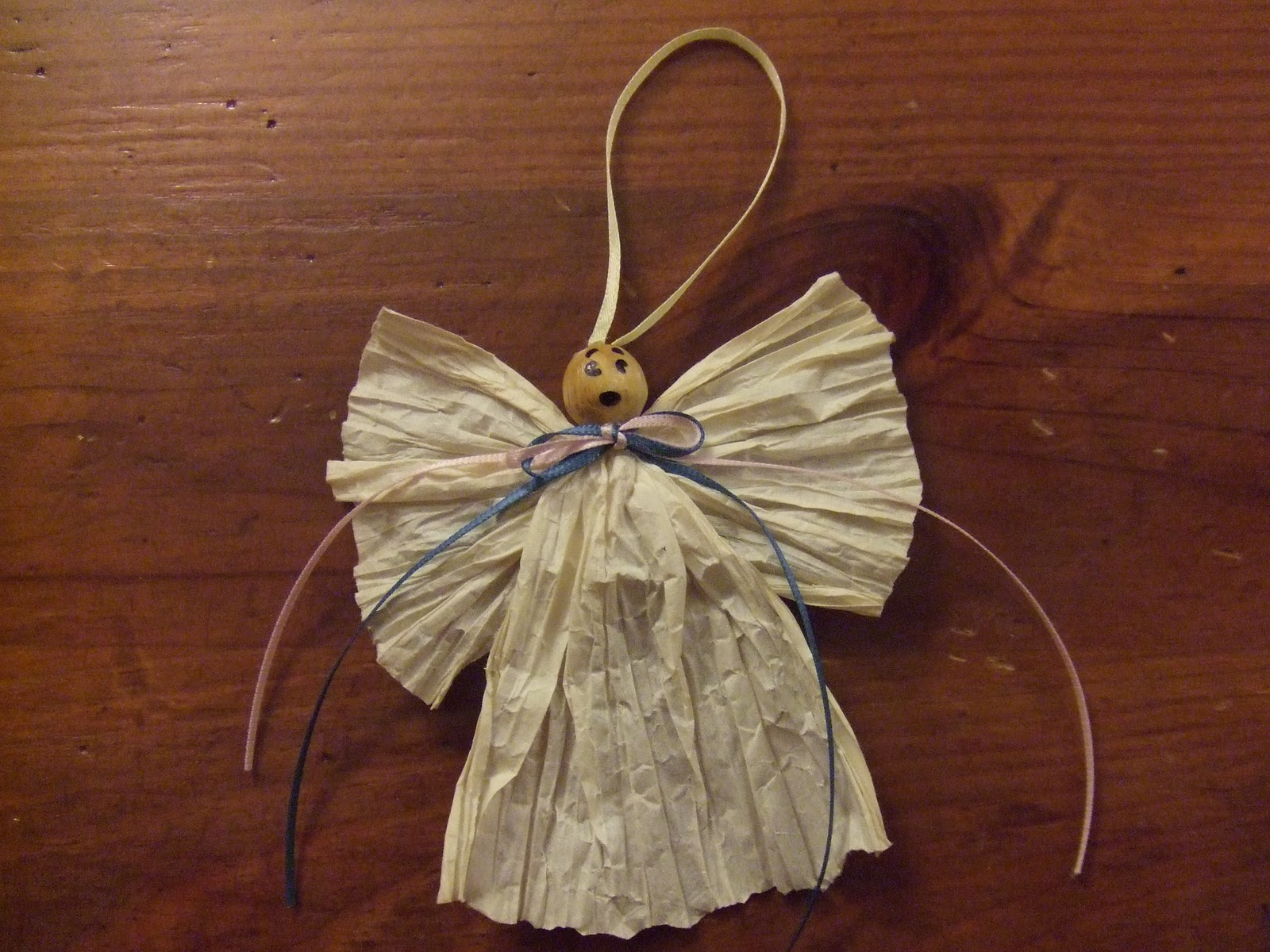 Cachey Mama's World of Learning: Homemade Christmas Ornaments