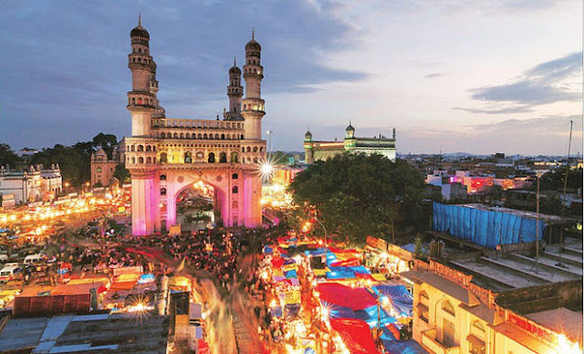 Hyderabad Tour - A Heritage Walk in Old City of Hyderabad