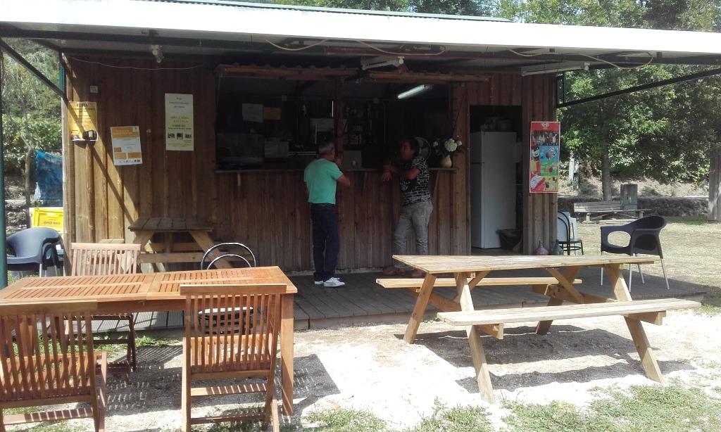 Café Bar da Zona de Lazer de Odres