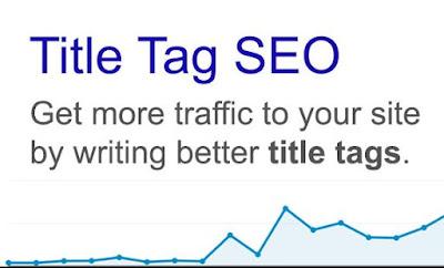 Meta Title Tag untuk Judul Blog SEO Friendly
