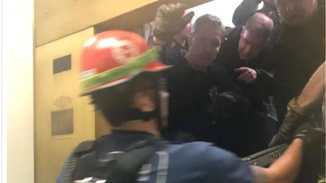 """Απίστευτο: Ασανσέρ με 6 άτομα σε ουρανοξύστη έκανε """"βουτιά"""" 84 ορόφων - Σώθηκαν από θαύμα"""