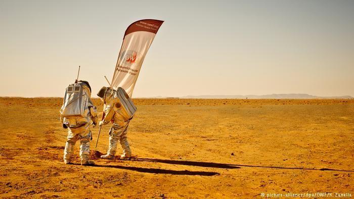 taroudant24.com _ علماء يحاكون المريخ في المغرب!