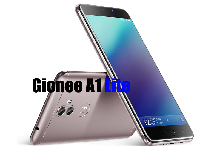Gionee A1 Lite Official Firmware