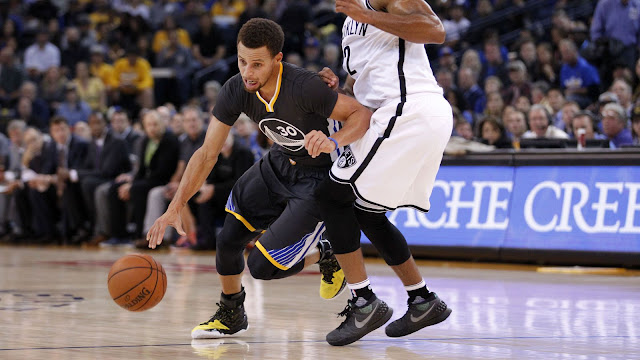 Hasta en Nike se rinden a Curry