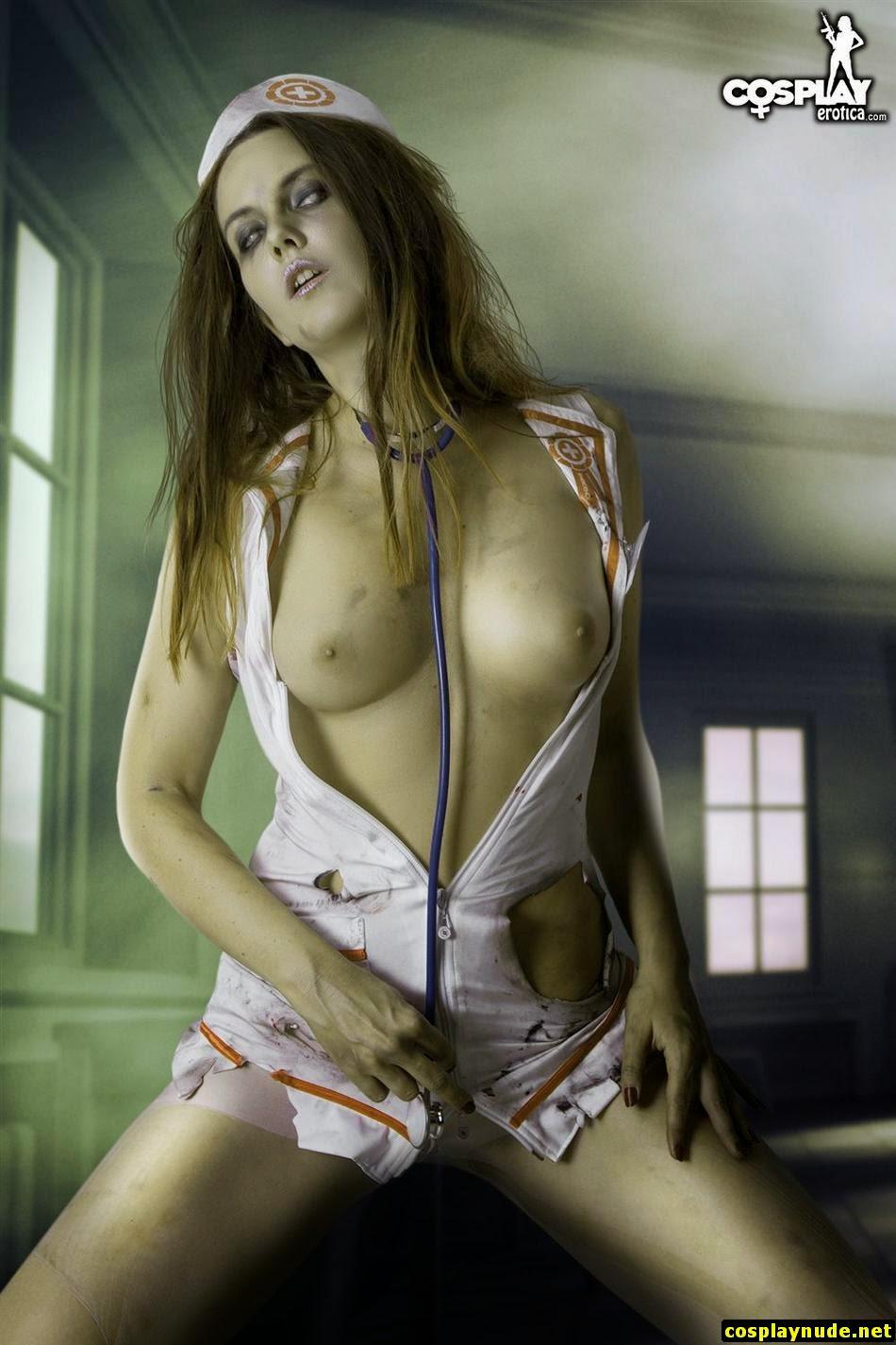 Nude disney cosplay