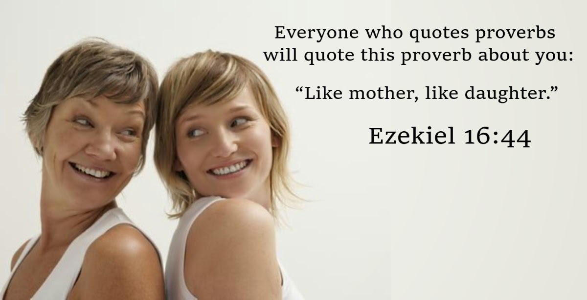 Mother Daughter Bible Quotes