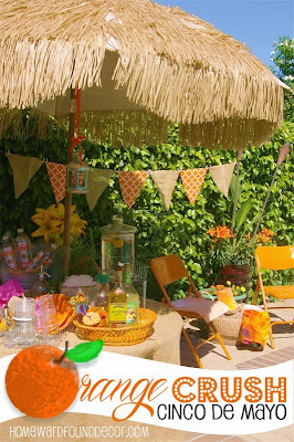 Cinco de Mayo, color, decorating, DIY, entertaining, events, fast cheap and easy, outdoors, party, seasonal, tablescapes, color palettes, inspiration, just for fun, spring