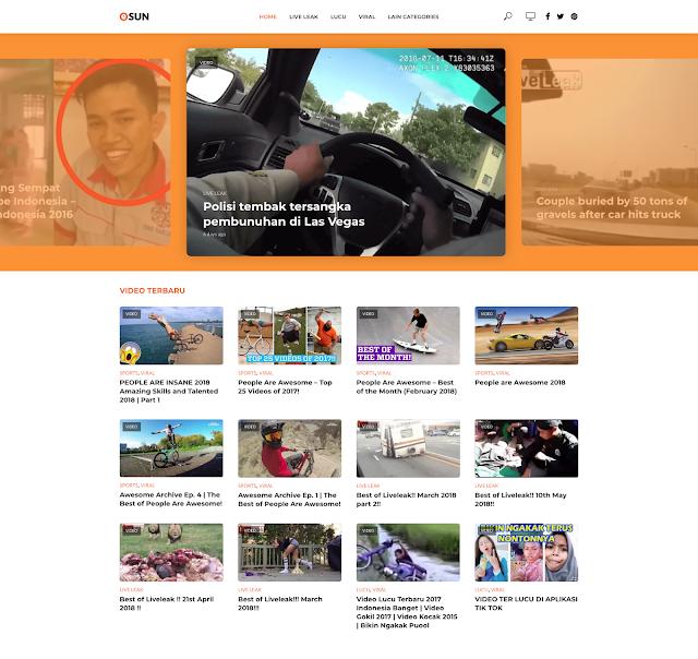 community untuk menonton video lucu viral tik tok
