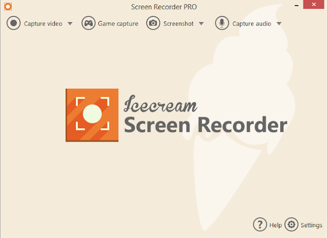 [Soft] IceCream Screen Recorder Pro 5.92 - Quay video chất lượng cao