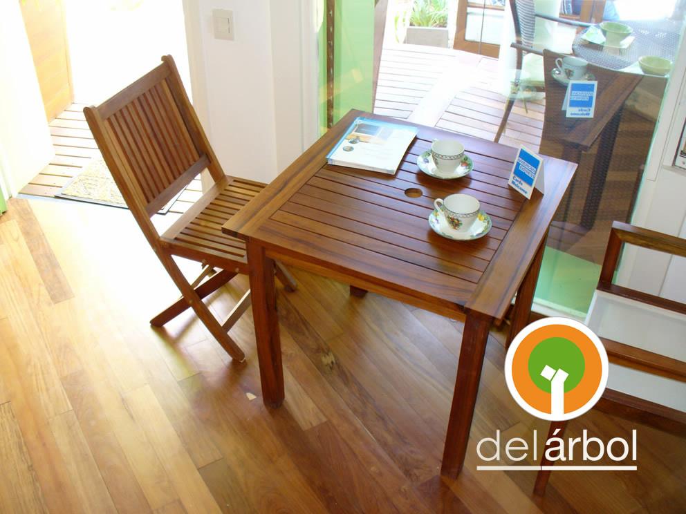 Del arbol f brica de muebles de madera mesa bar de - Fabrica de muebles de madera ...