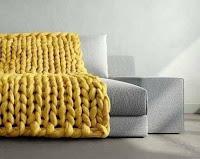 Colchas hechas con telas