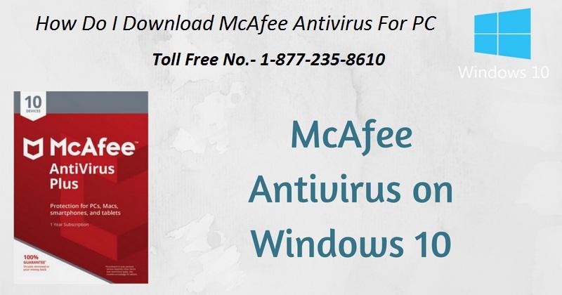 mcafee antivirus free download mac