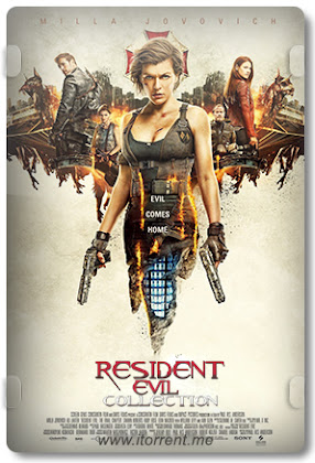 Resident Evil Collection (2002-2017) Torrent