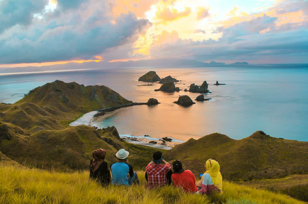 Pulau Kelapa (Photo by: instagram/ama_bibu)