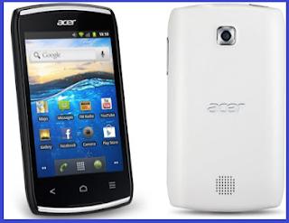 Wetara - Dalam Artikel ini akan membahas Hp keluaran Oleh Acer, yakni tentang Harga bekas dan Harga Baru Hp Acer model Liquid z 110, lengkap denga spesifikasi serta kelebihan dan kekurangannya.     Harga tergolong terjangkau, yakni sekitar 1 jutaan. Fitur yang dimiliki juga tergolong menarik. Berikut adalah spesifikasi lengkapnya.    GENERAL     Network    : GSM 850/900/1800/1900  3G : HSDPA 2100 – SIM 1 only  LAYAR  Tipe : TFT capacitive touchscreen, 256K warna  Ukuran : 320x480 pixels, 3.5 inches (~165 ppi pixel density), Multitouch    DIMENSI   Ukuran : 110 x 61.5 x 12.3 mm  Berat : 100 g    KAPASITAS MEMORY  Memory Internal : 512 MB RAM, 512 MB ROM  Memory Eksternal : microSD, up to 32 GB  DATA ACER LIQUID Z110     EDGE : Ya  GPRS : Ya