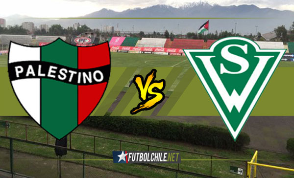Palestino vs Santiago Wanderers - 17:00 h - Campeonato Transicion - 10/12/117
