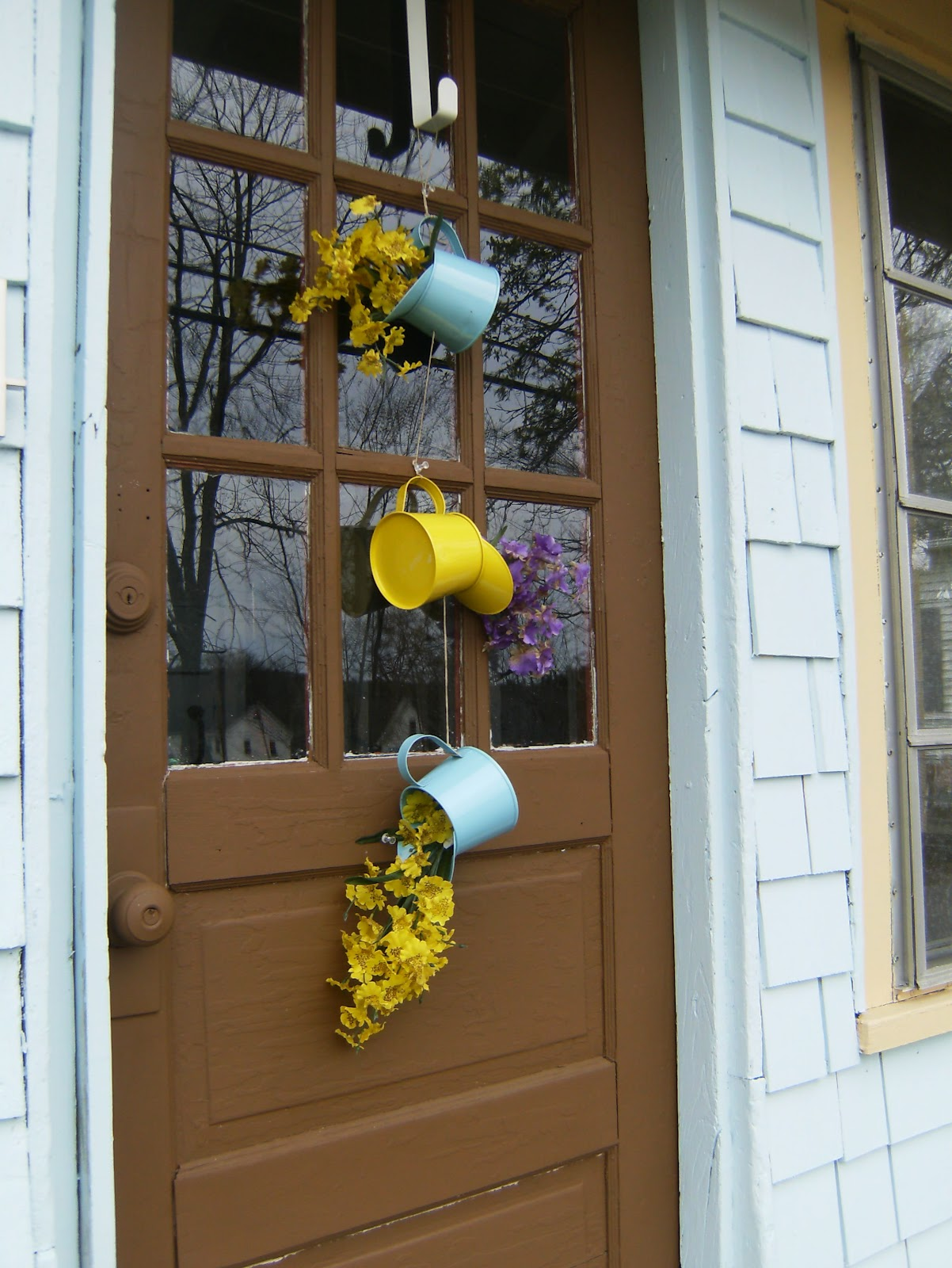 A Mill Town Crafter: April Showers Bring May Flowers ...