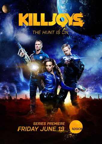 Killjoys (2015-) ταινιες online seires oipeirates greek subs