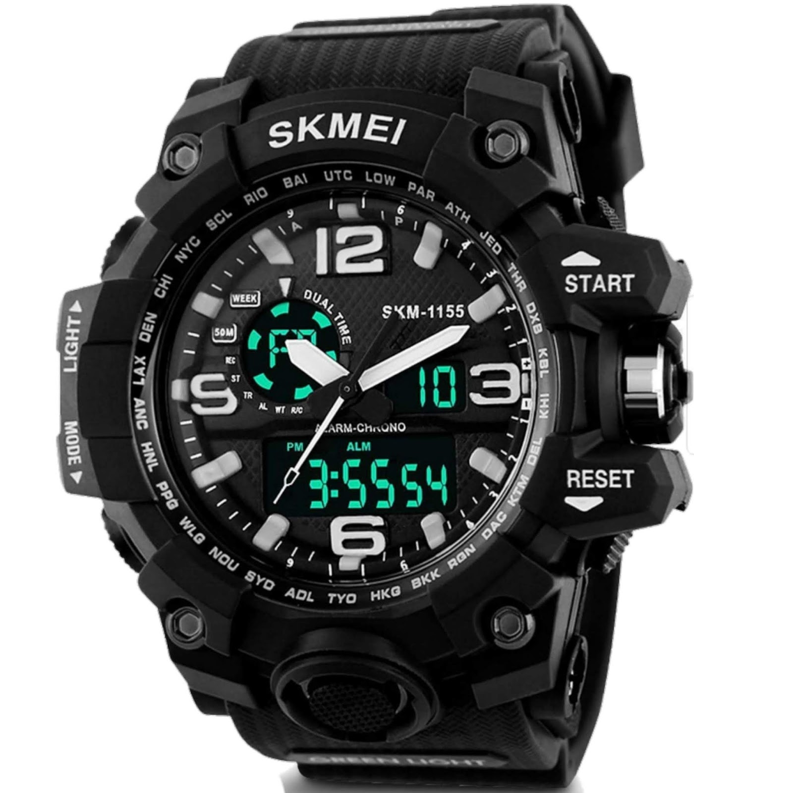 SKMEI Analog-Digital (Best Mens Watches Under ₹500)