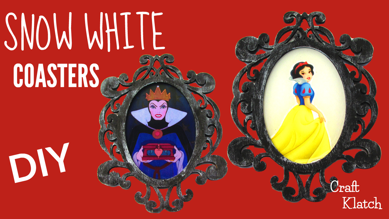 Craft How-to: Snow White images