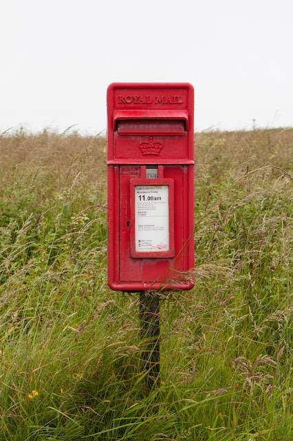 Royal mail vicino Mull head