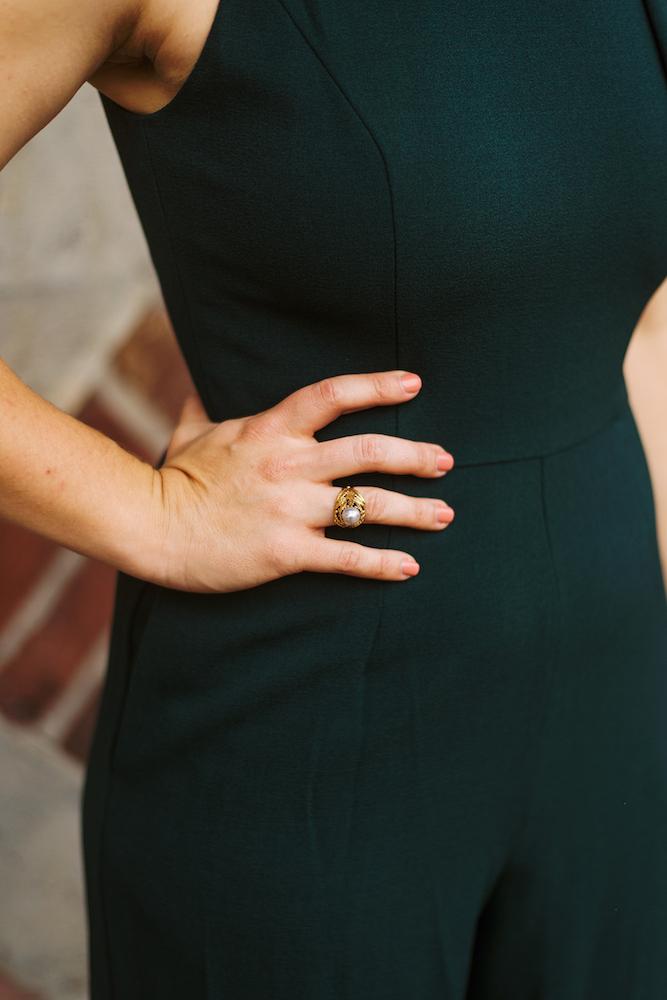 Gold Ring Details