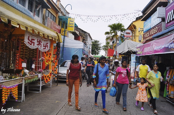 Little-India-George-Town