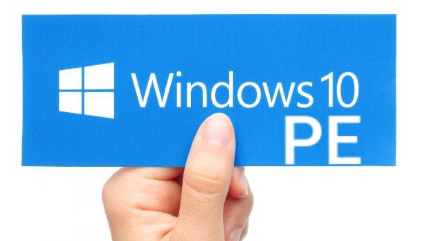 Hướng dẫn thêm Windows PE cho usb boot