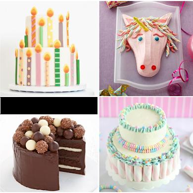 30 Gâteaux d'anniversaire étonnants et DIY