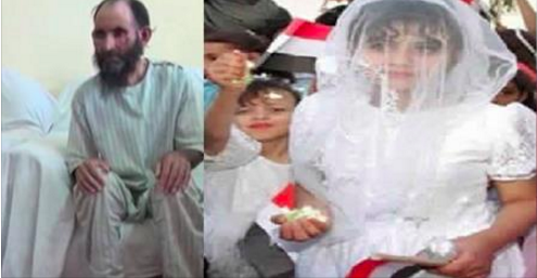Cet Homme épouse Une fillette de 8 ans, Ce Qu'il l'a fait la nuit de noce, laisse tout le monde sans voix !!!