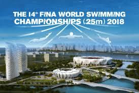 NATACIÓN - Mundial en piscina corta masculino 2018 (Hangzhou, China)