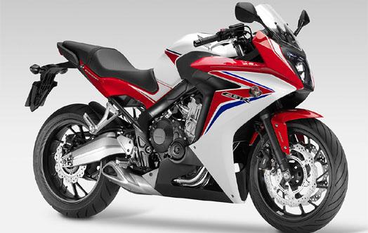 Spesifikasi dan Harga Honda CBR650F Terbaru