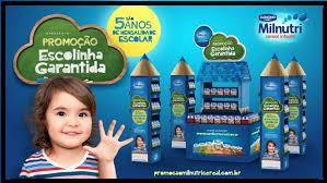 Promoção Escolinha Garantida da Danone Milnutri