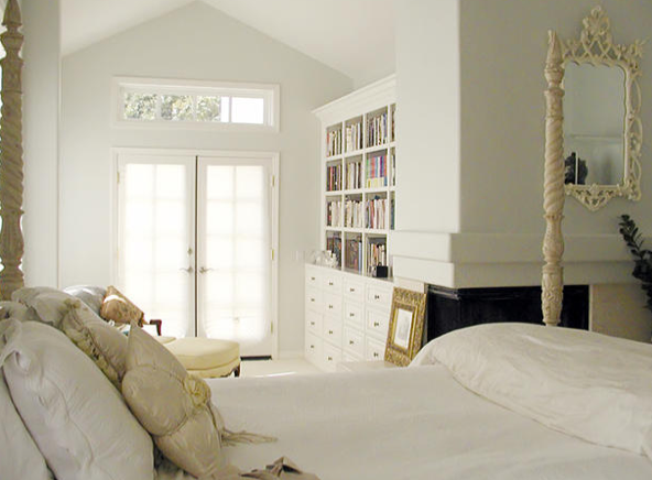 Different Dog A Simply Beautiful Life All White Bedrooms