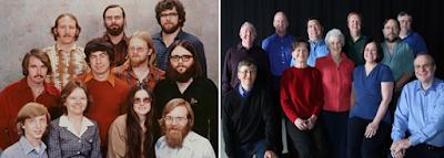 11 nhân viên đầu tiên của đế chế phần mềm Microsoft