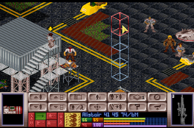 Open Xcom - Snipers Screenshot