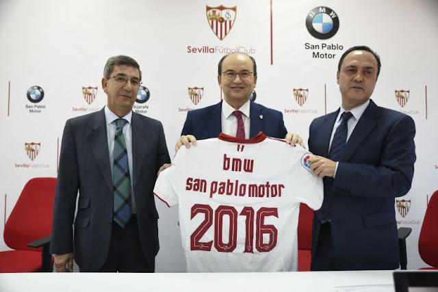BMW se queda con el Sevilla y con el Alavés