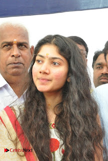 Actress Sai Pallavi Pictures in Salwar Kameez at Fidaa Movie Launch  0001
