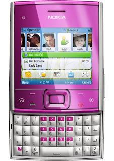 Harga Nokia X5