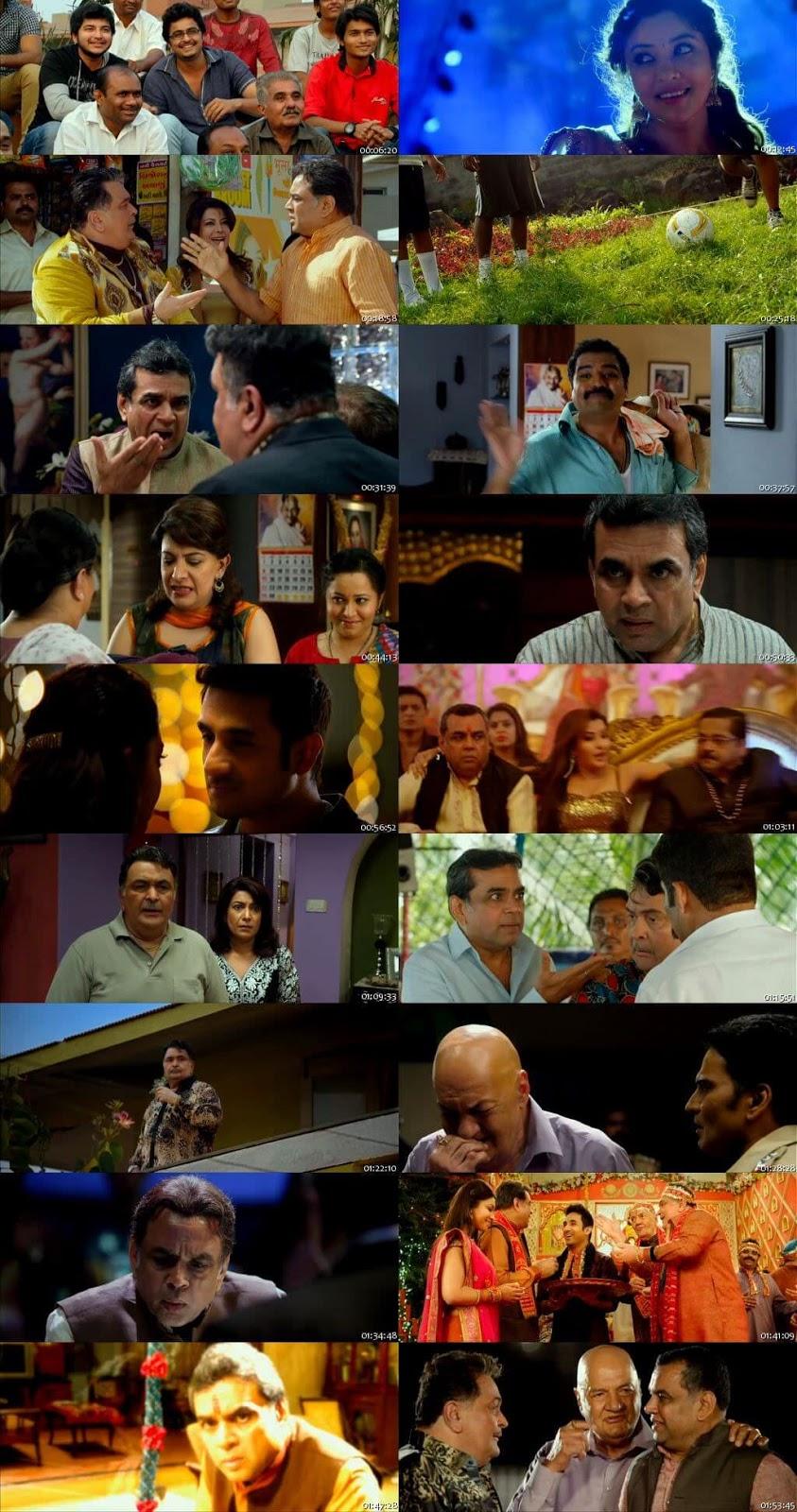 Patel Ki Punjabi Shaadi 2017 Hindi 480p DVDRip ESubs