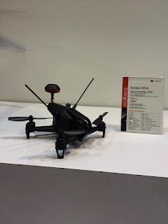 Walkera F150 Racer Drone 5.8 FPV